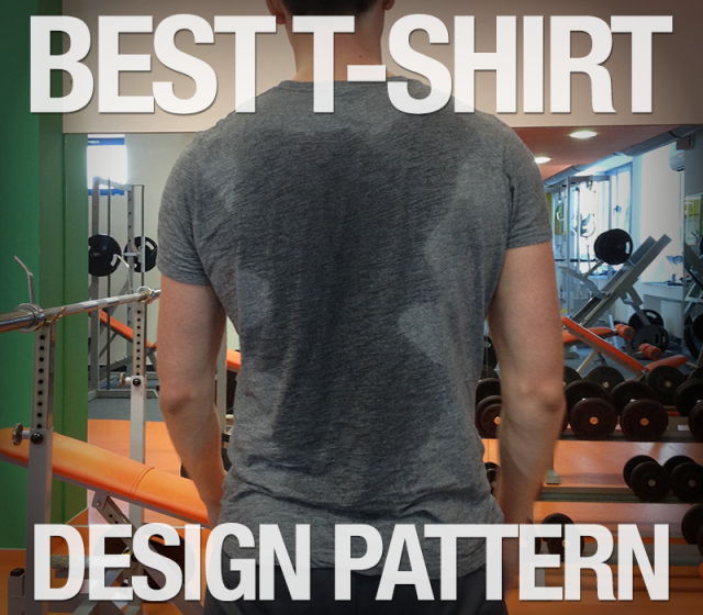 Best T-shirt Design Pattern